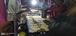 Ram ki bandi dosa, Hyderabad. Dosa will be available from 3am- 9am morning