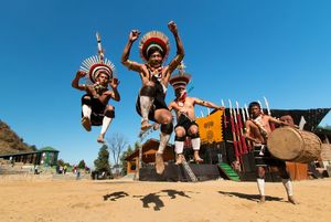 Hornbill Festival - Festival of Festivals - EzRoadTrip Blogs