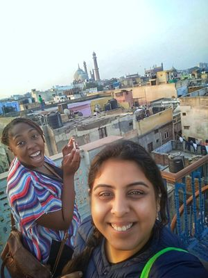 Old things,old places&old friends,bring back the old childlike joy#selfiewithaview #tripotocommunity