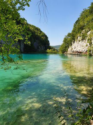 Beautiful Plitvice National Park