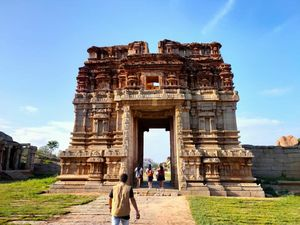 Hampi The Historical Place