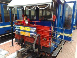 A Thrilling Ride on the Toy Train through Nilgiris