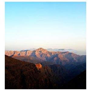 The peaks of UAE - Jebel Jais