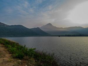 Nagalapuram falls: A stunner