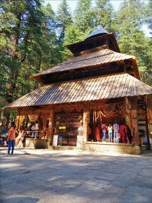 Hadimba Temple,Old Manali