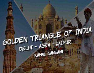 Golden Triangle of india (Delhi - Agra - Jaipur)- How to travel & explore india