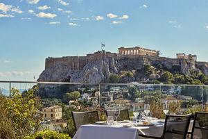 Electra Metropolis Athens: Greek God of Hospitality