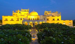 Le Méridien Jaipur: Fit For Modern Maharajas