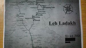 Leh Ladakh: Where eagles dare