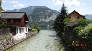 Quaint picturesque town - Hallstatt