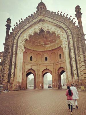 Lucknow, A Nawabi style city.