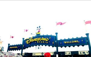 Disneyland ......the Magistic world of dreams