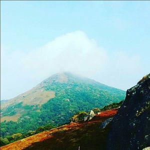 Upsurge to Clouds, Velliyangiri Hills, Coimbatore