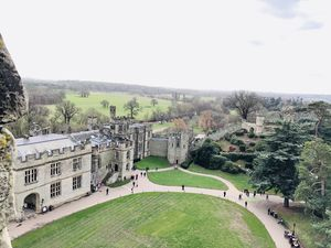 A day at Warwick Castle