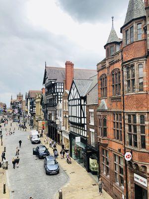 Stopover in Chester