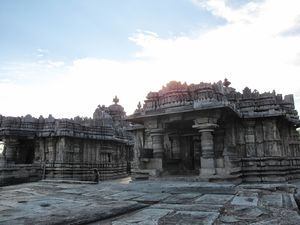 Offbeat Architecture From The Hoysala Era