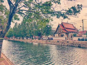 A Day in Amphoe Mueang Chiang Mai
