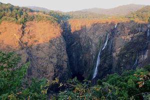 Mighty Jog Falls, near Shimoga, Karnataka