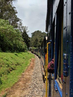 Toy Train Journey