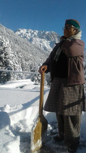 solace on the lap of mother and the mother nature...Kinnaur