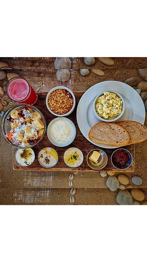 Breakfast GOA-LS #foodmemory #IWillGoAnywhereForFood