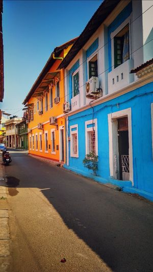 The mesmerising lanes of Fontainhas in Goa