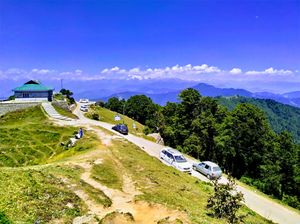 Mesmerising view at Hatu peak