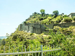 A Visit to the Largest Fort in the Himalayas: The Historical Kangra Fort