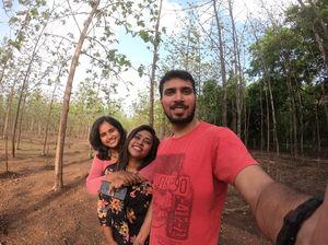 Road Trip To Tambdi Surla Goa