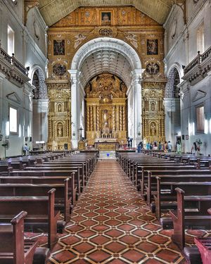 Historical cathedrals and chapels of Goa, a peak into the past