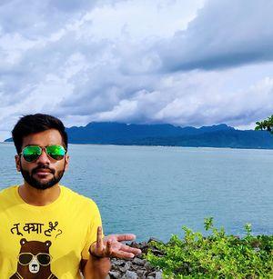 Tu Kya hai? #SelfieWithAView #TripotoCommunity #langkawi