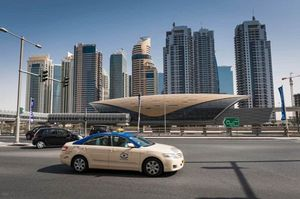 Flying To Dubai - Airport And Travel Guide