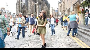 Unraveling the beauty of Edinburgh Castle