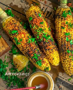 Lemon Sweet Corn