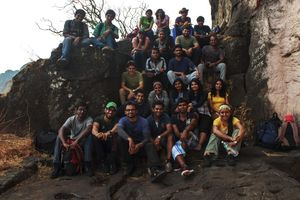 Gorakhgad – The Rock Climb!