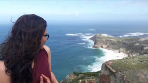 At Southern Tip of #southafrica