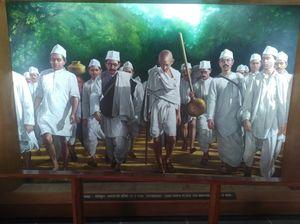 Some glimpse of Gandhi Aashram