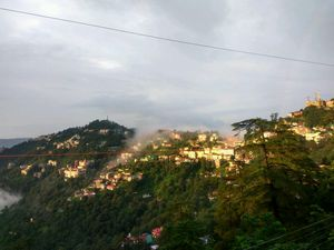 Mesmerising view of Shimla
