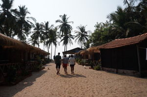 A Hippie Paradise in South Goa - Agonda Beach