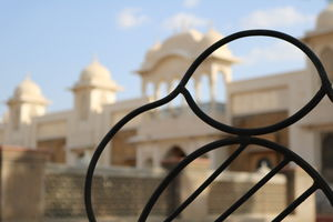 One of the best stay during your journey towards Jaisalmer: Pokharan Desert Resort
