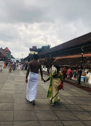Padmanabhaswamy Temple - One of the must visit of Hindu Temples in India