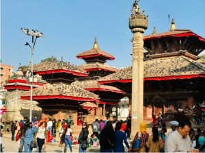 The City of God- Kathmandu Durbar Square (Part - I)