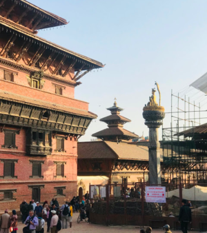The City of God - Patan Durbur Sqaure (Part 2)