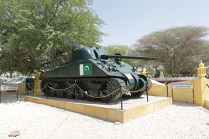 The Land of Last Borders : Longewala