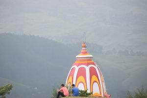 "Sitting on the lap of such a spiritual place:""Maa Kamakhya Devi Temple"""