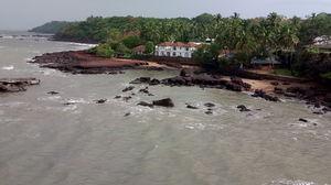 View from Dona Paula
