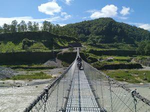 मानसून के दिनों में नेपाल के खूबसूरत नजारे...