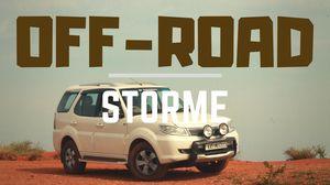 Safari storme Kodachadri offroading in monsoons! 4K