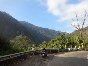 Solo Ride – Cotton City to The Queen of Hill Stations!