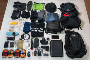 Travel Essentials - Chuti Chuti